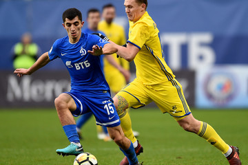 Aleksandr Bukharov FC Dinamo Moscow vs FC Rostov Rostov-On-Don - Russian Premier League