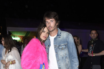 Alessandra Ambrosio Jamie Mazur The Levi's Brand Presents Neon Carnival With Bondi Sands And POKÉMON: Detective Pikachu