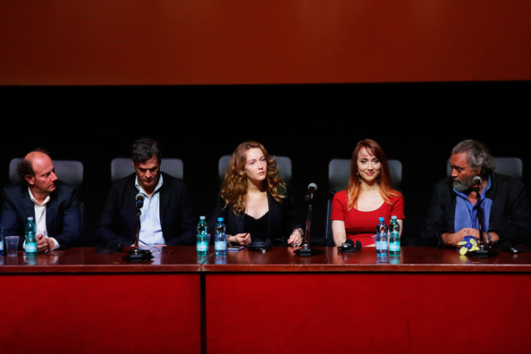 'Soap Opera' Press Conference - The 9th Rome Film Festival