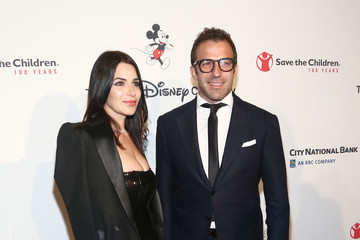 Alessandro Del Piero Save The Children's Centennial Celebration: Once in a Lifetime - Red Carpet
