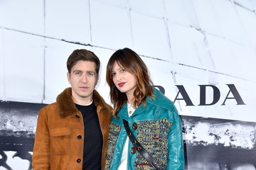 Alessandro Roja Prada Hosts A Cocktail Reception To Present The Resort 2018 Collection In Its Rome Stores