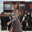 Alessia Fabiani 'The Sisters Brothers' Red Carpet Arrivals - 75th Venice Film Festival