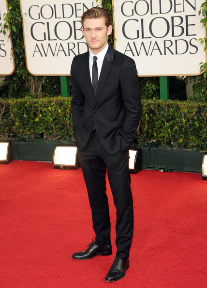 Alex Pettyfer Actor Alex Pettyfer arrives at the 68th Annual Golden Globe