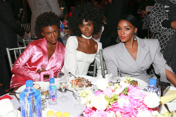 Alex Belle Billboard's Women In Music 2018 With FIJI Water