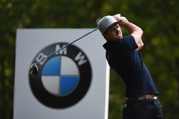 Alex Belt BMW PGA Championship - Day One