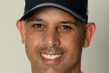 Alex Cora Houston Astros Photo Day