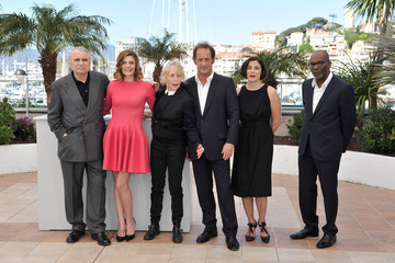 Alex Descas 'Les Salauds' Photo Call in Cannes