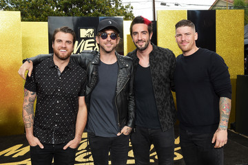 Alex Gaskarth 2017 MTV Movie and TV Awards - Red Carpet