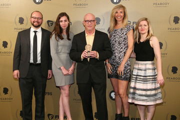 Alex Gibney The 76th Annual Peabody Awards Ceremony - Press Room