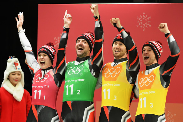 Luge - Winter Olympics Day 6