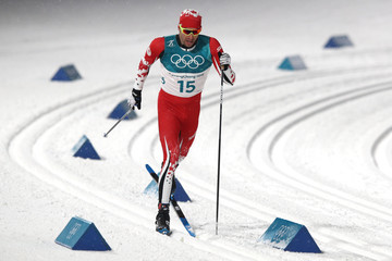Alex Harvey Cross-Country Skiing - Winter Olympics Day 4