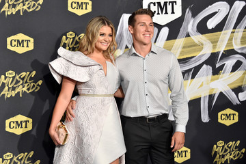 Alex Hopkins 2018 CMT Music Awards - Arrivals
