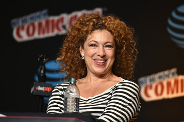 Alex Kingston 2016 New York Comic Con - Day 1