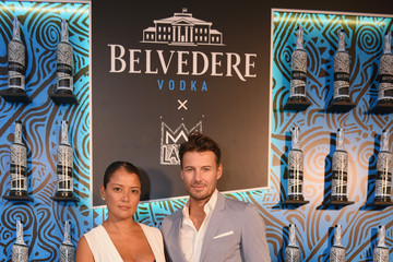Alex Lundqvist Belvedere Vodka Launches Laolu Senbanjo 2018 Limited Edition Bottle During New York Fashion Week At Whitney Museum Of American Art