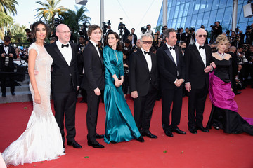 Alex MacQueen 'La Tete Haute' Red Carpet - The 68th Annual Cannes Film Festival