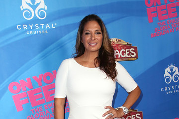 Alex Meneses Celebration Of The Los Angeles Engagement Of 'On Your Feet!' The Emilio And Gloria Estefan Broadway Musical - Arrivals