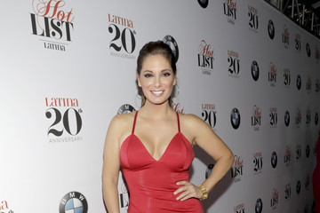 Alex Meneses Latina's 20th Anniversary Celebrating the Hollywood Hot List Honorees