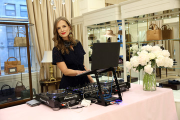 Alex Merrell Brooks Brothers and Zac Posen Host a Book Launch Party for Plum Sykes' 'Party Girls Die in Pearls'