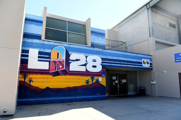 Alex Morgan LA28 Reveals New Logo on Murals Throughout Los Angeles