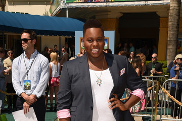 "Alex Newell Premiere Of ""Legends Of Oz: Dorthy's Return"" - Arrivals"