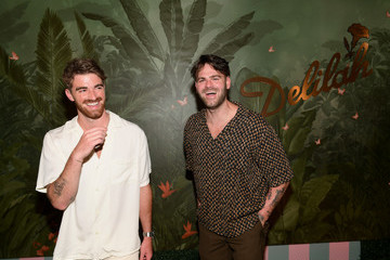 Alex Pall Andrew Taggart The h.wood Group's Grand Openingof Delilah at Wynn Las Vegas