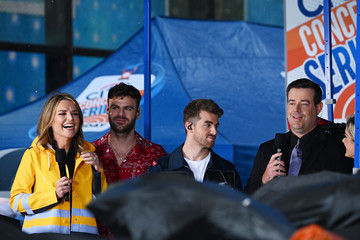 Alex Pall Andrew Taggart Citi Concert Series On 'Today' Presents The Chainsmokers