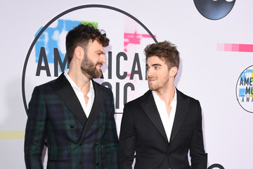 Alex Pall The Chainsmokers 2017 American Music Awards - Arrivals