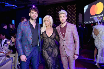 Alex Pall The Chainsmokers Clive Davis and Recording Academy Pre-GRAMMY Gala - Show
