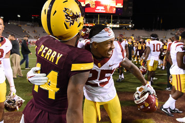 Alex Perry USC v Arizona State