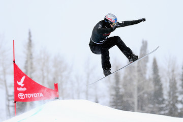 Alex Pullin 2017 U.S. Snowboardcross Grand Prix at Solitude - Qualifiers