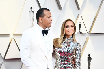 Alex Rodriguez 91st Annual Academy Awards - Arrivals