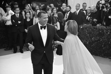 Alex Rodriguez 'Rei Kawakubo/Comme des Garcons: Art Of The In-Between' Costume Institute Gala - Alternative Views