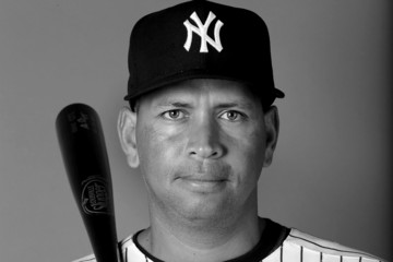 Alex Rodriguez New York Yankees Photo Day