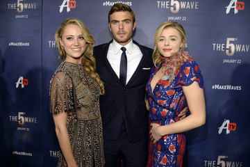 Alex Roe Screening of AwesomenessTV's 'The 5th Wave' - Red Carpet