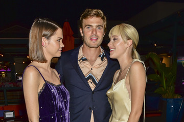 Alex Roe Screening Of A24's 'Hot Summer Nights' - After Party