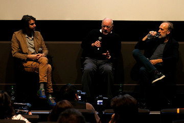 Alex Ross Perry 56th New York Film Festival - Warby Parker Talk- Writing For Film: Paul Schrader And Alex Ross Perry
