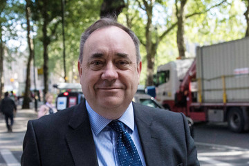 Alex Salmond Political Activity In Westminster Following Theresa May's Cabinet Appointments