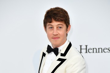Alex Sharp amfAR Gala Cannes 2017