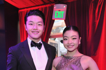 Alex Shibutani Official Viewing And After Party Of The Golden Globe Awards Hosted By The Hollywood Foreign Press Association