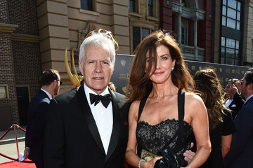 Alex Trebek The 42nd Annual Daytime Emmy Awards - Red Carpet