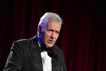 Alex Trebek 2014 Writers Guild Awards L.A. Ceremony - Inside