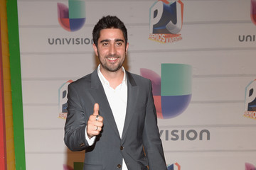 Alex Ubago Arrivals at the Premios Juventud Event