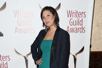 Alex Wagner 69th Writers Guild Awards New York Ceremony - Arrivals