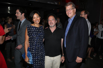 Alex Wagner Stars Attend the 'Documentary Now!' New York Screening