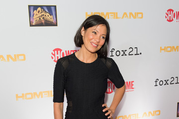 Alex Wagner 'Homeland' Screening in Washington