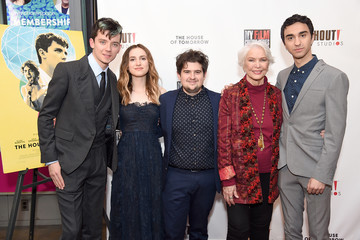 Alex Wolff 'The House Of Tomorrow' New York Special Screening