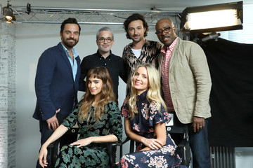 Alex Zane BUILD LDN: The Cast of 'The Mummy'
