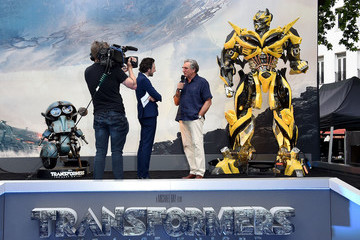Alex Zane 'Transformers: The Last Knight' Global Premiere
