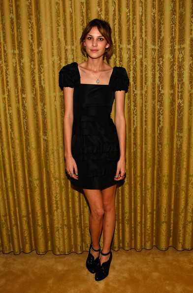 8ca304d8447f Alexa Chung Photos Photos - Miu Miu Celebrates Fashion s Night Out ...