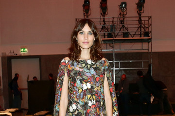 Alexa Chung International Woolmark Prize Show